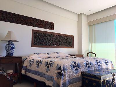 Segunda recámara Condominio en Venta Península Nuevo Vallarta Nayarit México Desarrollo Habitacional