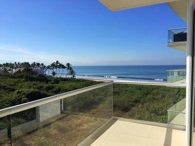 Terraza con vista al mar Condominio en Venta Península Nuevo Vallarta Nayarit México Desarrollo Habitacional