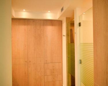 Vestidor en baño Delcanto Condominio Nuevo Vallarta