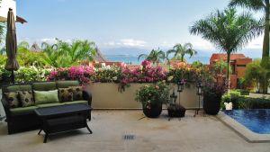 Vista al mar Condominio Punta Esmeralda La Cruz de Huanacaxtle Riviera Nayarit