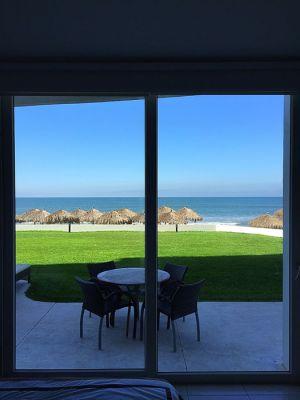 Vista a la playa Departamento en Venta VillaMagna Nuevo Vallarta Nayarit