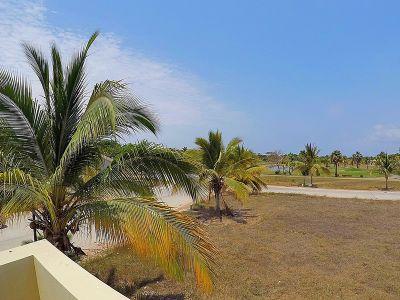 Vista terraza Casa Vista Lagos Paradise Village El Tigre Nuevo Vallarta Nayarit México