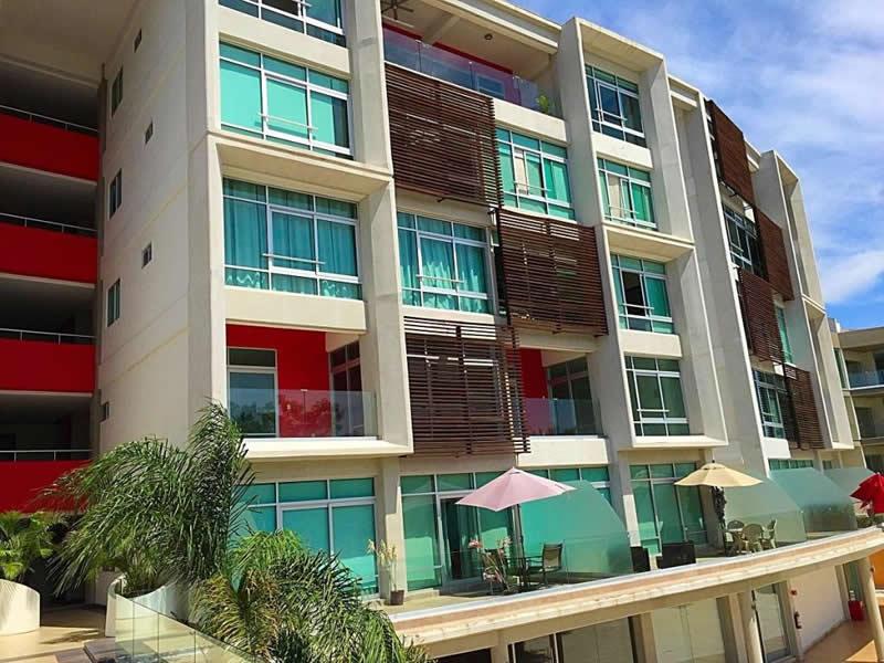 Torre Departamento en venta Nuevo Vallarta 3.14 Living