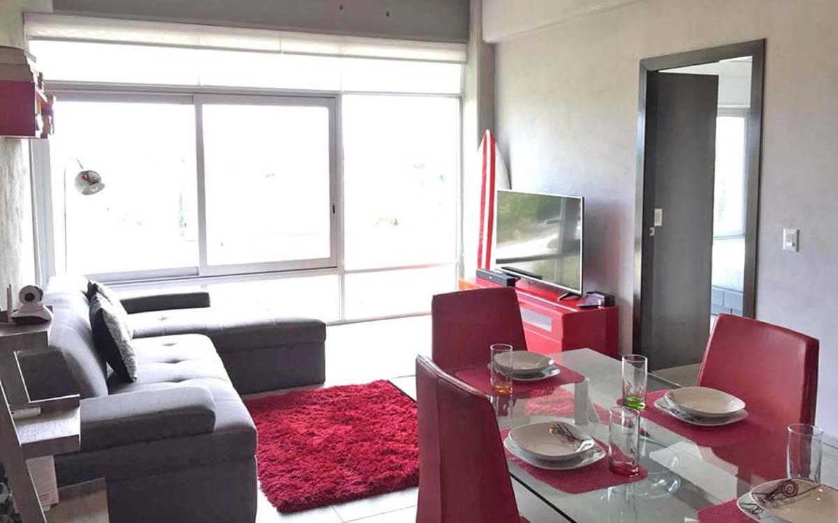 Departamento en Venta Nuevo Vallarta Nayarit 3.14 Living