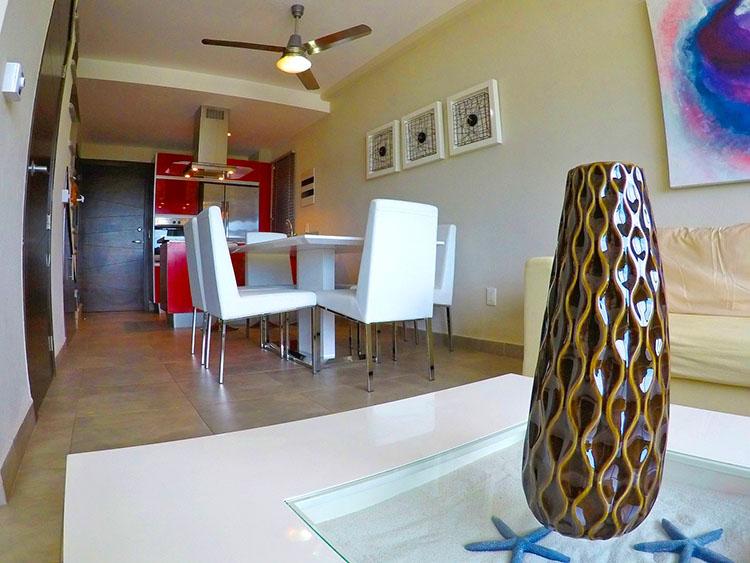 Ventiladores Condominio 3.14 en Nuevo Vallarta dos recamaras
