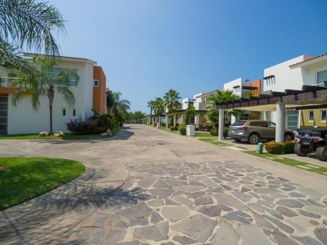 Vialidad Conjunto Residencial Real Nuevo Vallarta Nayarit México