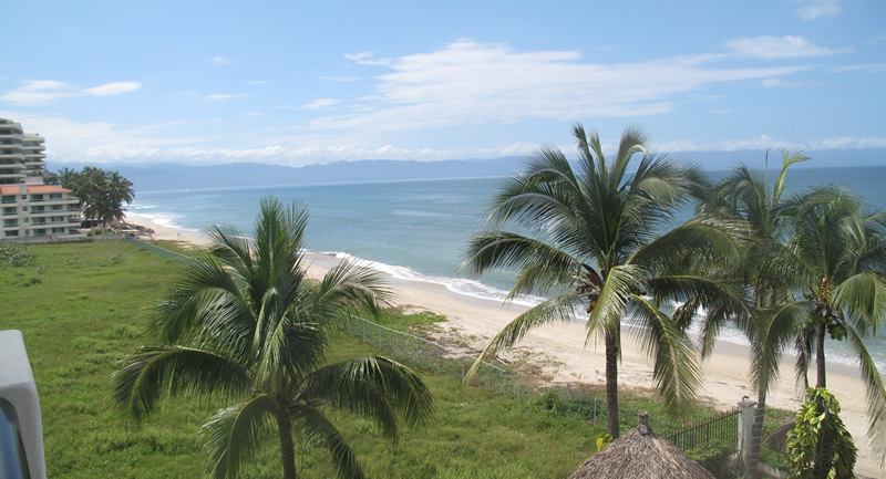 Vista al mar Condominio Playa Vista Residences en Nuevo Vallarta