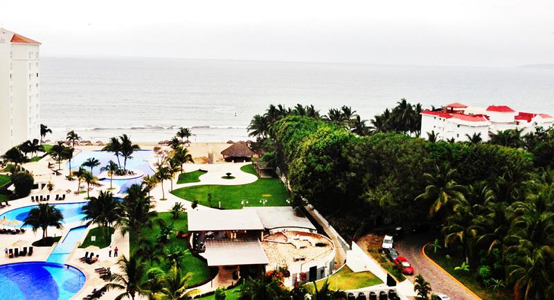 Vista al mar Villa Magna en Nuevo Vallarta 398