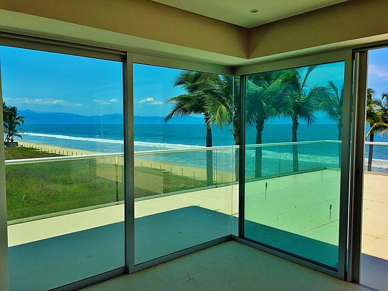 Vista al oceano penthouse en venta Condominio Península en Nuevo Vallarta Nayarit