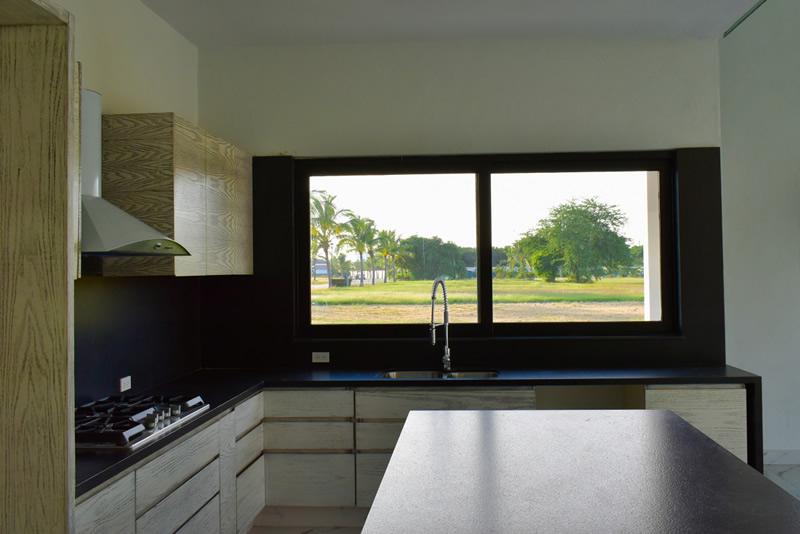 Vistas áreas verdes Casa en venta Residencial Los Tigres Nuevo Vallarta