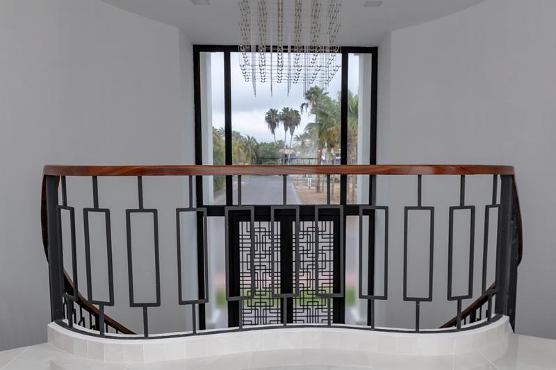 Vista avenida Casa de lujo en venta El Tigre Nuevo Vallarta Nayarit México
