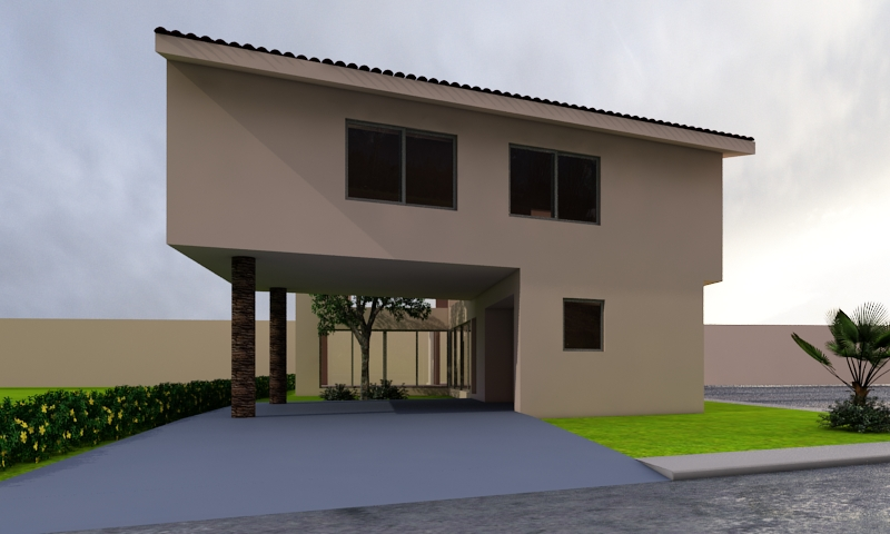 Vista frontal Vista Lagos Paradise Village El Tigre Nuevo Vallarta