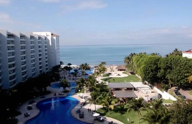 Vista al mar Condominio Villa Magna Nuevo Vallarta