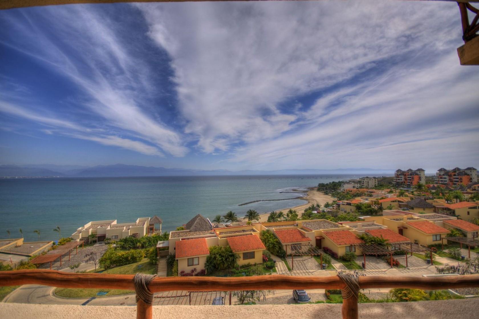 Vista al mar Departamento en venta Punta Esmeralda Resort La Cruz de Huanacaxtle