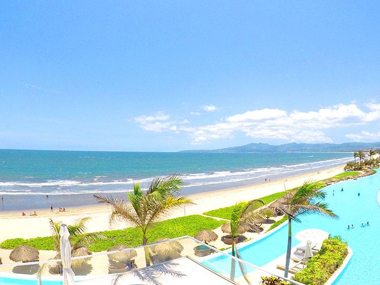 Vista Norte- Penthouse frente al mar, Península Nuevo Vallarta México