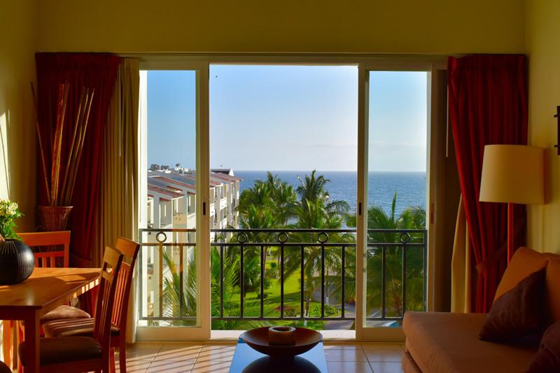 Vista al oceano Condominio Flamingos Beach Resort en venta, Nuevo Vallarta