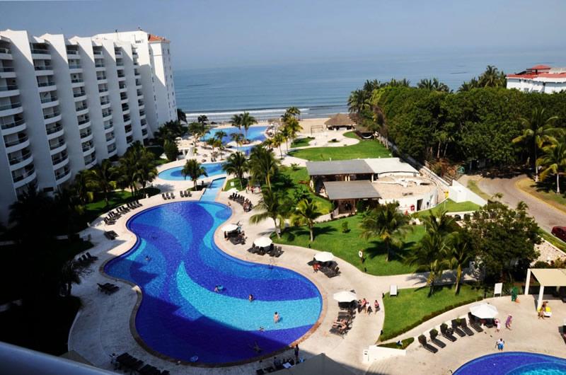 Vista al oceano Condominio Villa Magna Nuevo Vallarta