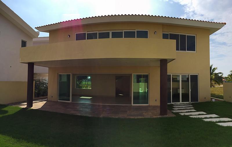 Vista Panorámica Casa En Venta Vista Lagos Paradise Village El Tigre Nuevo Vallarta Nayarit Mexico