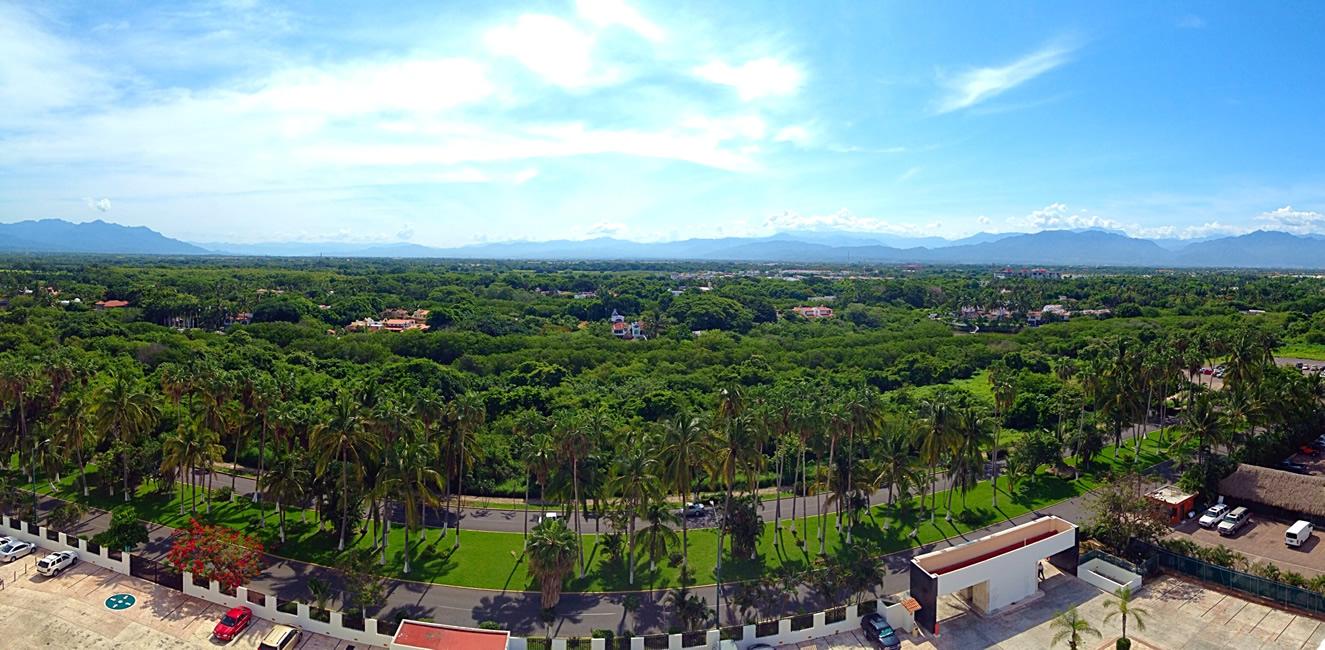 Vista panorámica Condominio Villa Magna en Nuevo Vallarta
