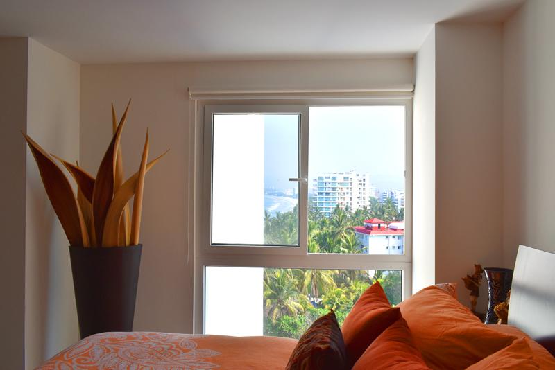 Vista parcial al mar Condominio con vista al Mar en Venta Villa Magna Nuevo Vallarta