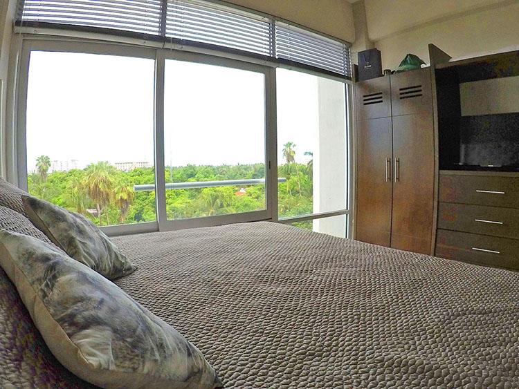 Vista- Ventana Condominio 3.14 en Nuevo Vallarta dos Recamaras