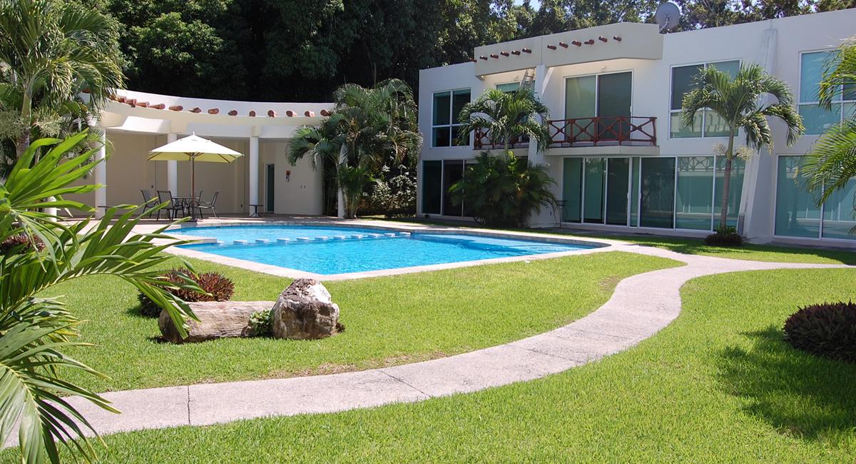 Villa Green Canal en Nuevo Vallarta