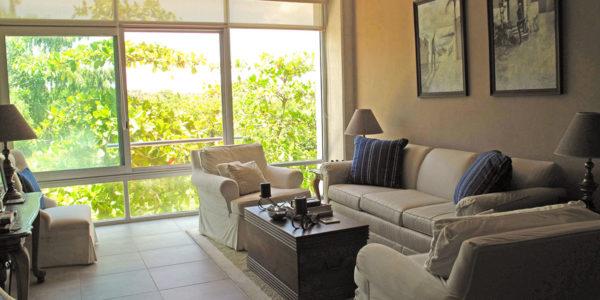 Vista -Condominio 3.14 Living en Nuevo Vallarta-2 Recamaras