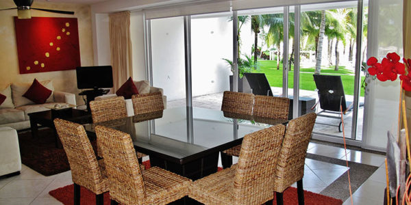 Villa Magna Ground Floor Condominium Beach Front Nuevo Vallarta
