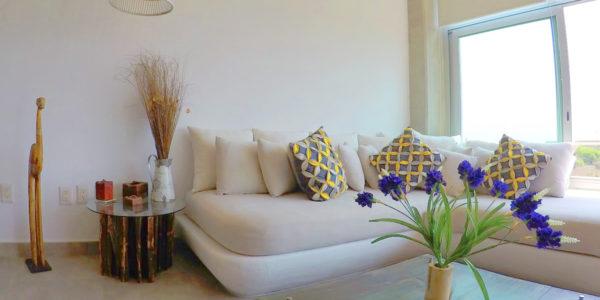 Apartamento en Venta 3.14 Living Nuevo Vallarta Nayarit
