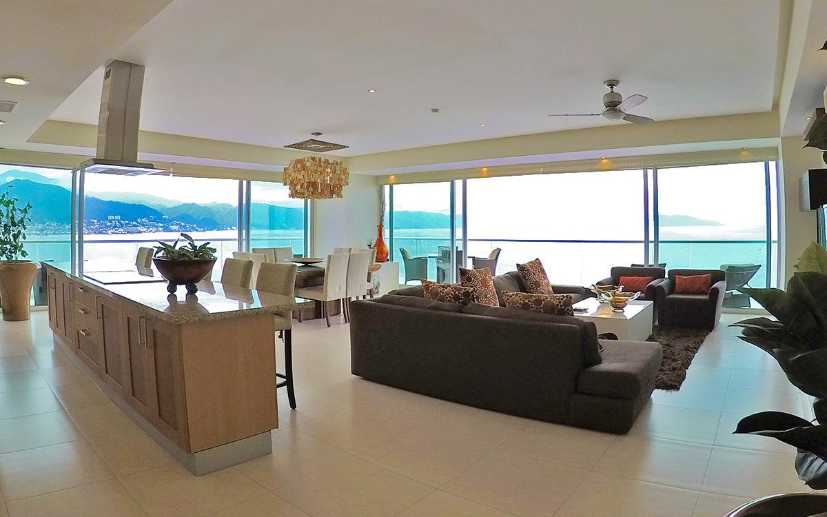 Condominio en venta Península Vallarta