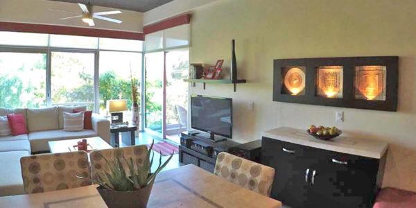 Departamento en venta 3.14 Living Plaza Nuevo Vallarta