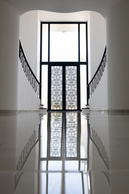 Lobby Luxury Home for sale Condo El Tigre Nuevo Vallarta
