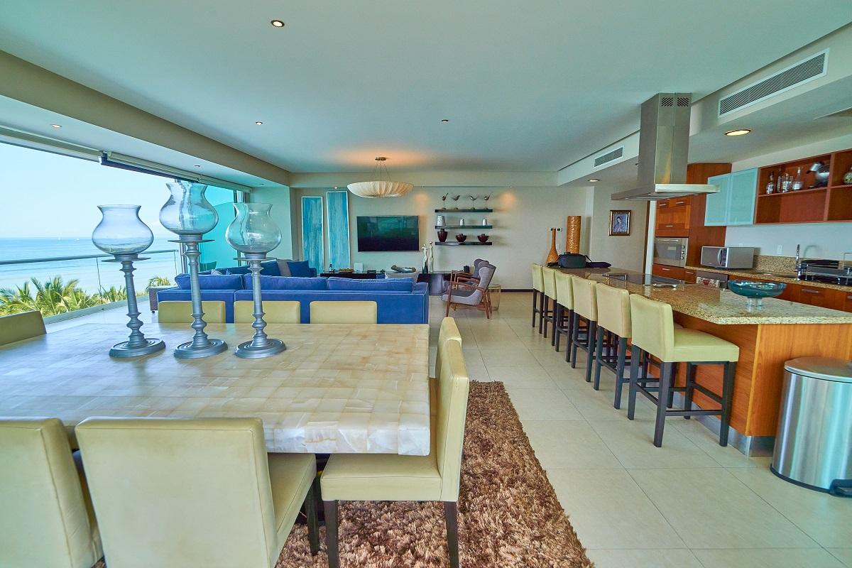 Península Puerto Vallarta Condominio en venta