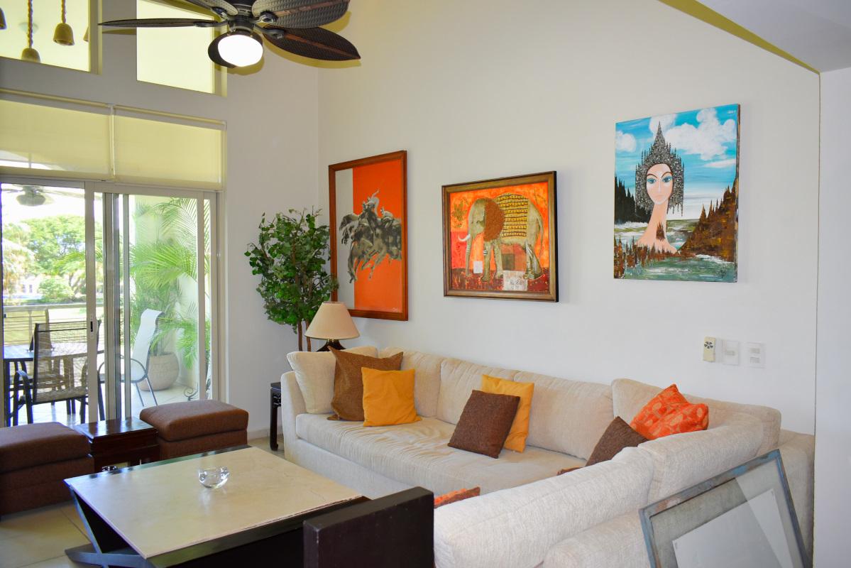 Penthouse en venta Condominio El Tigre, Green Bay, Nuevo Vallarta